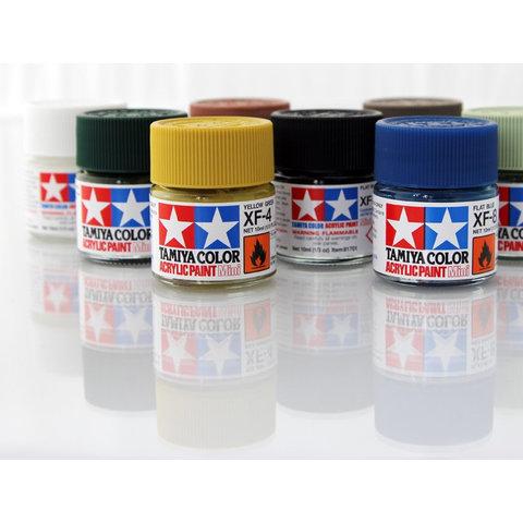 Nové v ponuke - akrylové farby Tamiya s obsahom 10ml