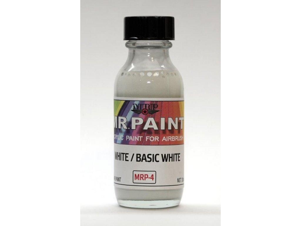 MRP-4 White/Basic White 30ml