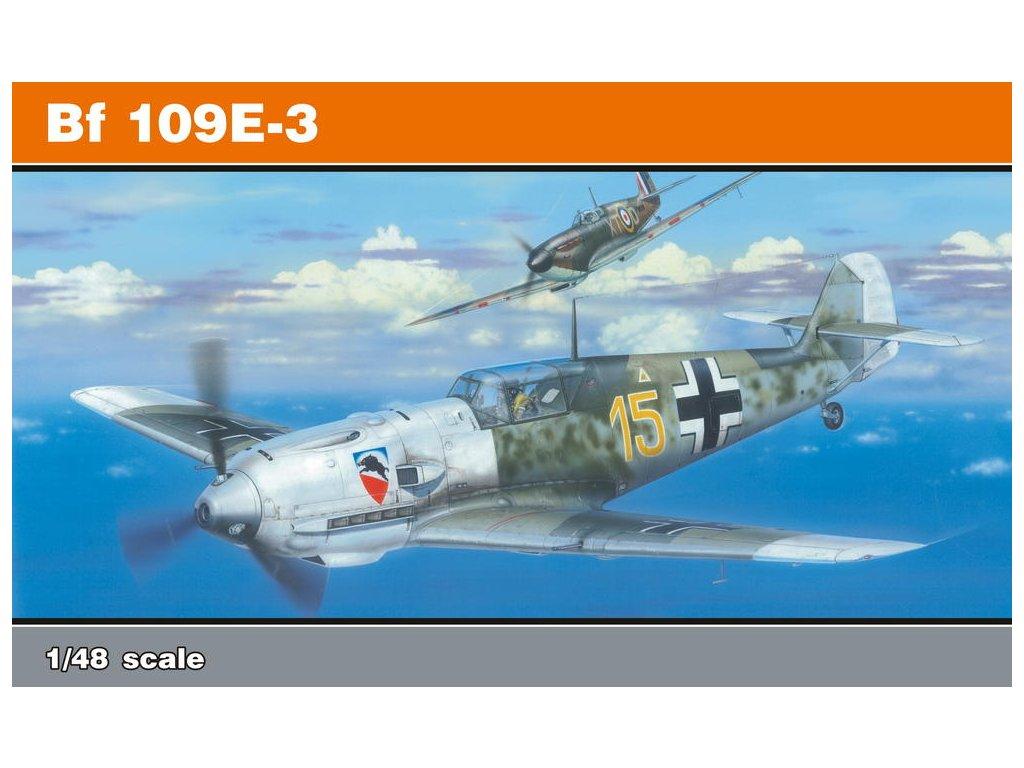 Bf 109E-3 1:48