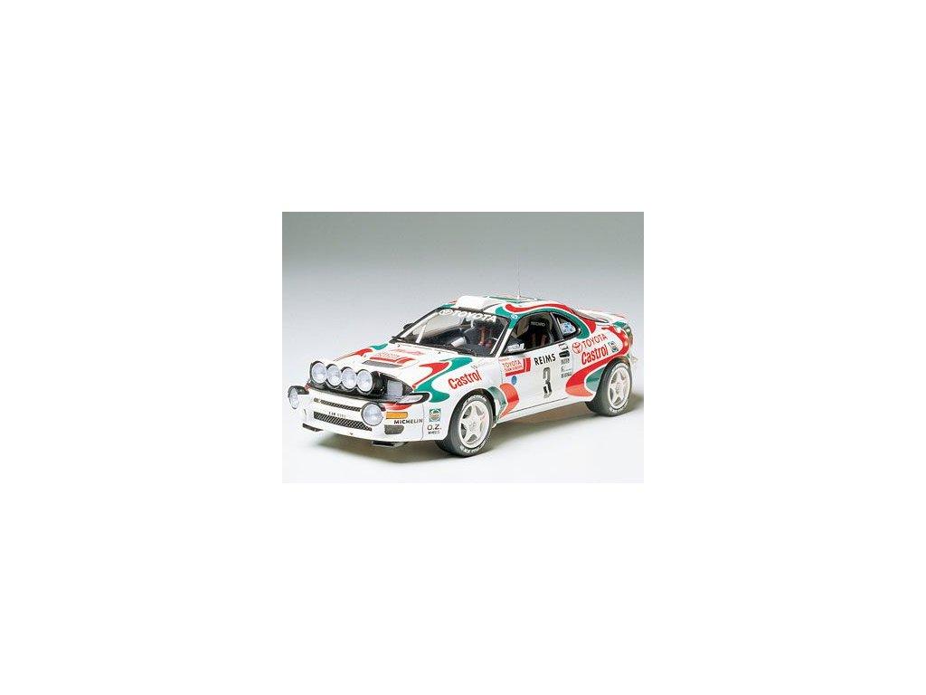 Toyota Celica Castrol ('93 Monte-Carlo Winner) 1:24