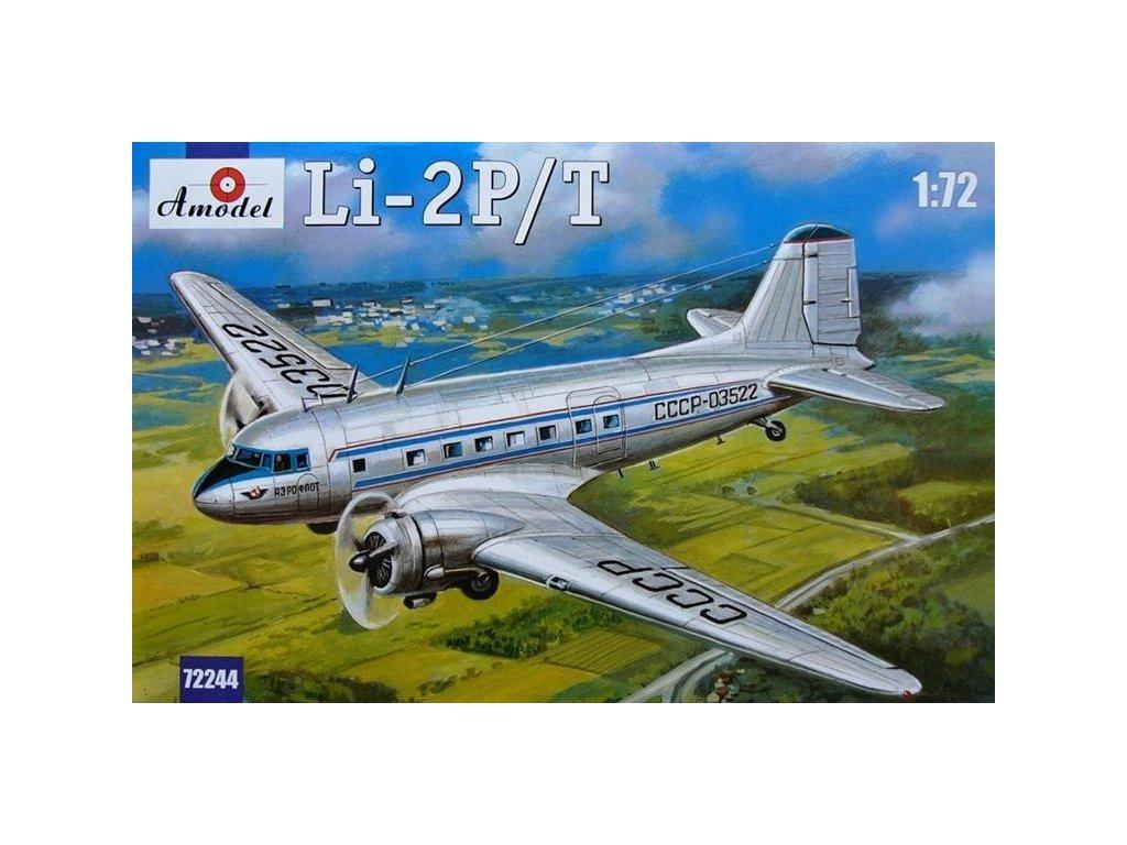 Lisunov Li-2 P/T 1:72