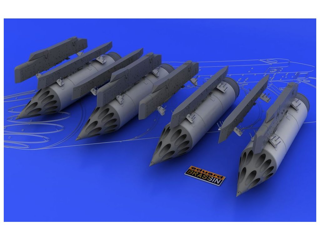 Raketnice B-8M1 1:48