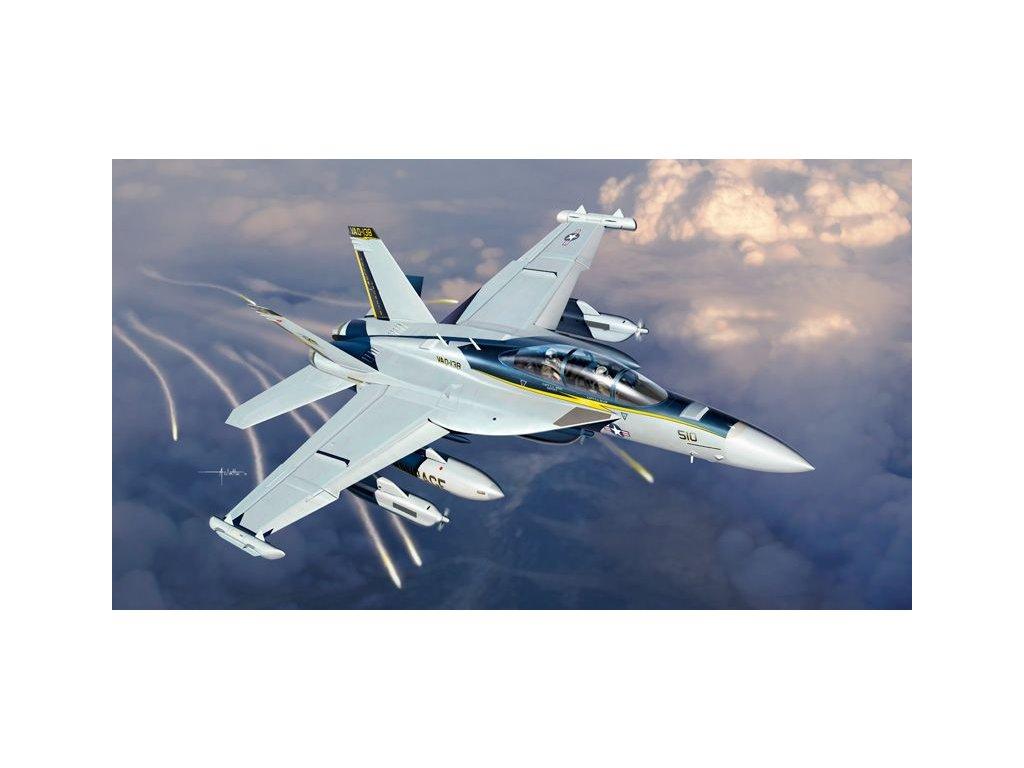 Boeing E/A-18 G Growler 1:48