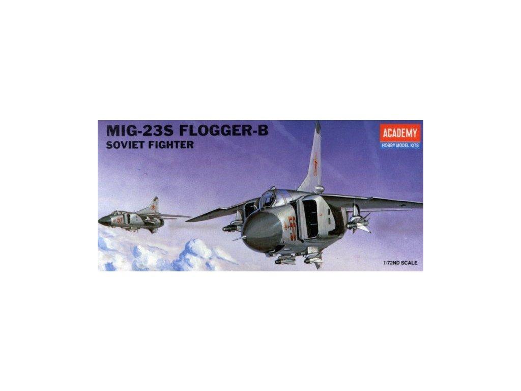 MiG-23S Flogger B (ex 1621) 1:72