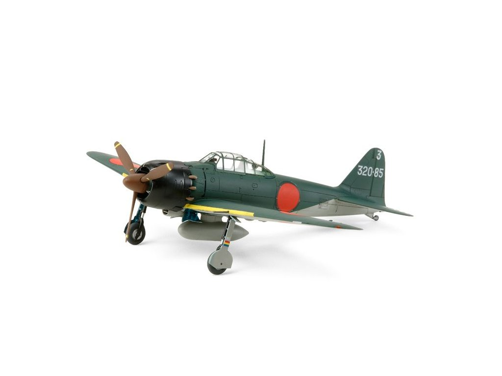 Mitsubishi A6M5 Zero Fighter (Zeke) 1:72