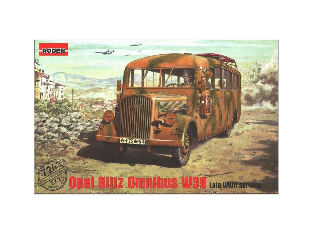 Opel Blitz 1:72