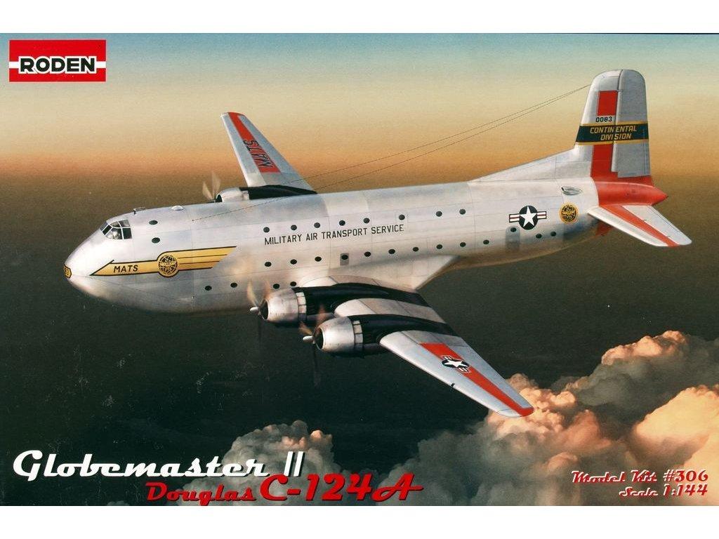 Douglas C-124A 1:144