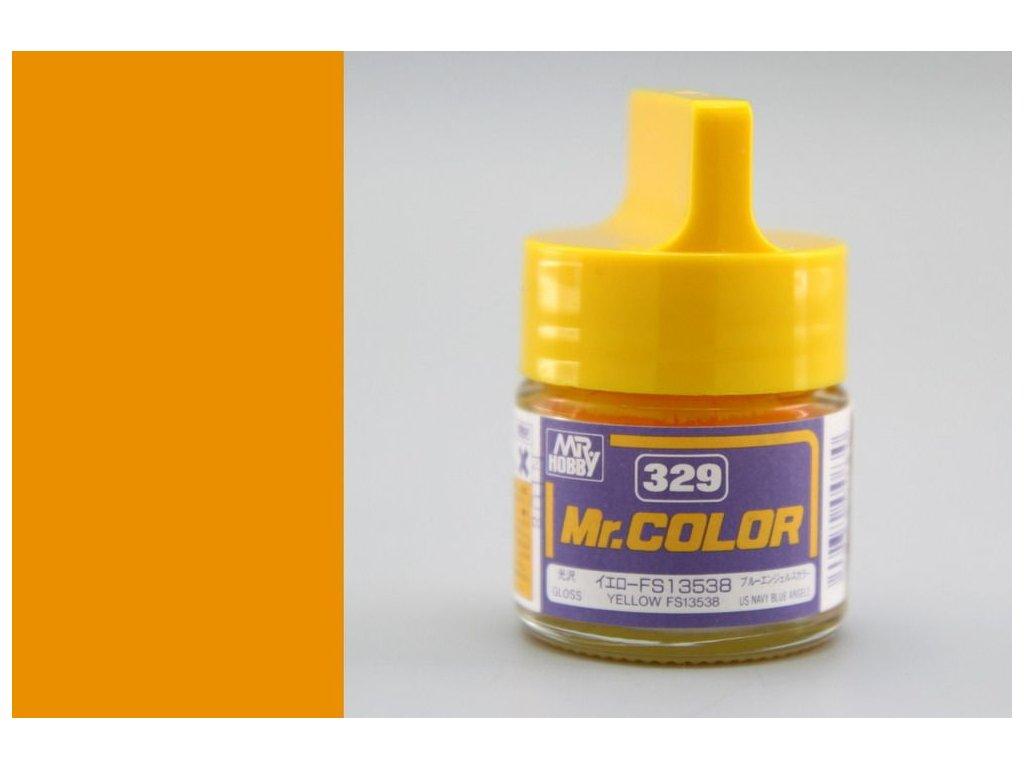 C329 FS13538 žltá