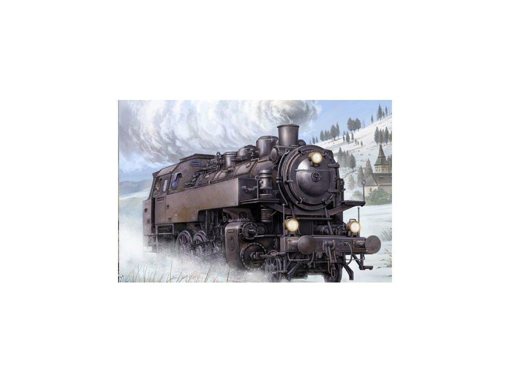 Dampflokomotive BR86 1:35