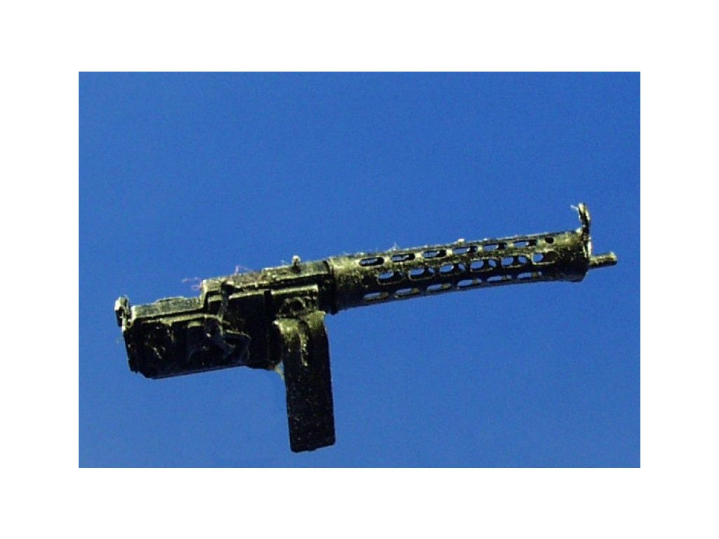 Spandau Guns WWI  1/72 1:72