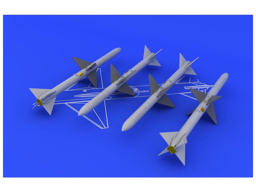 AIM-7M Sparrow 1:48