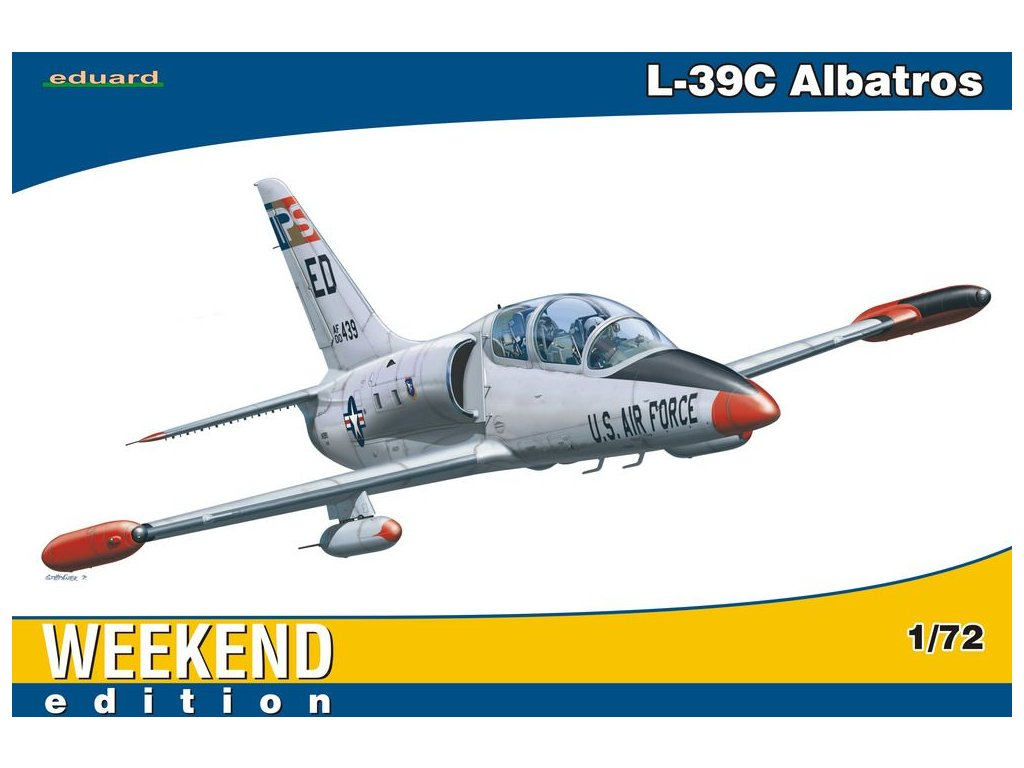 Aero L-39C Albatros 1:72