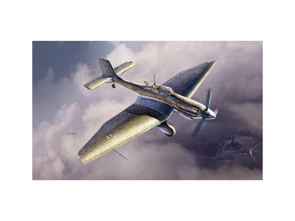 Junkers Ju 87 D-5 Stuka 1:48