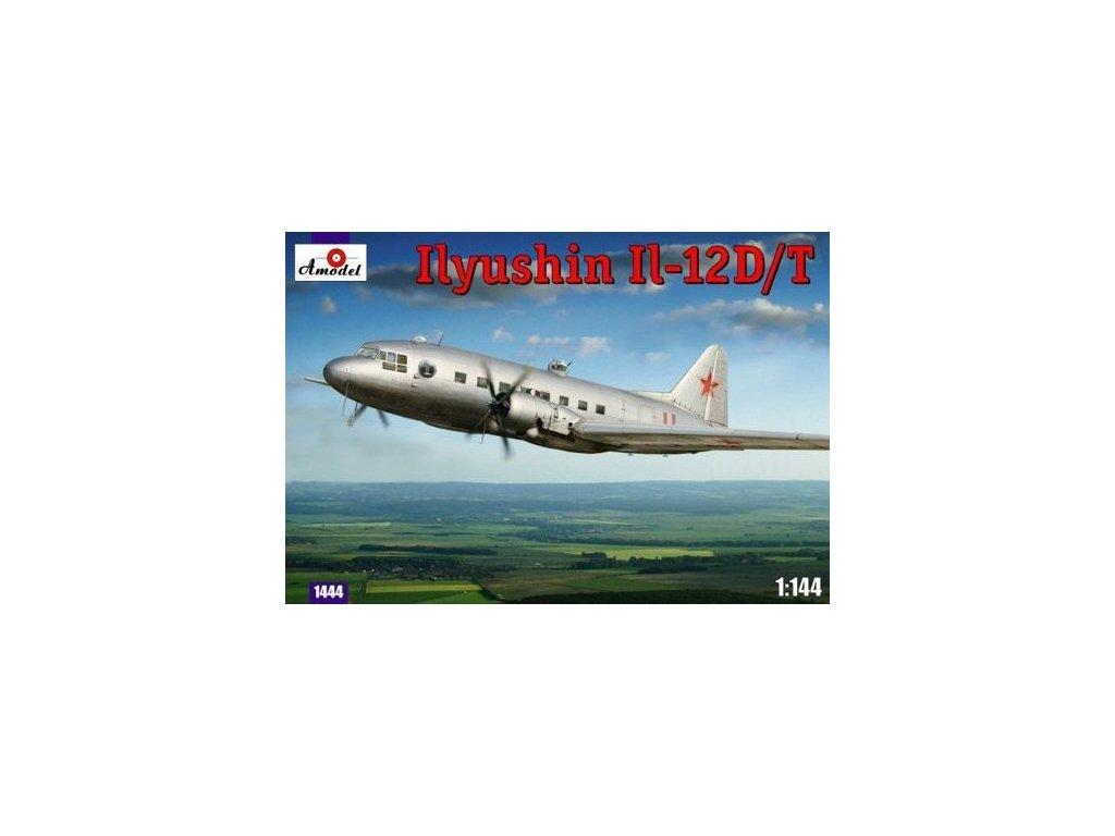 Ilyushin IL-12 D/T 1:144