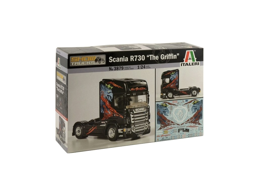 Scania R730 ''The Griffin'' 1:24