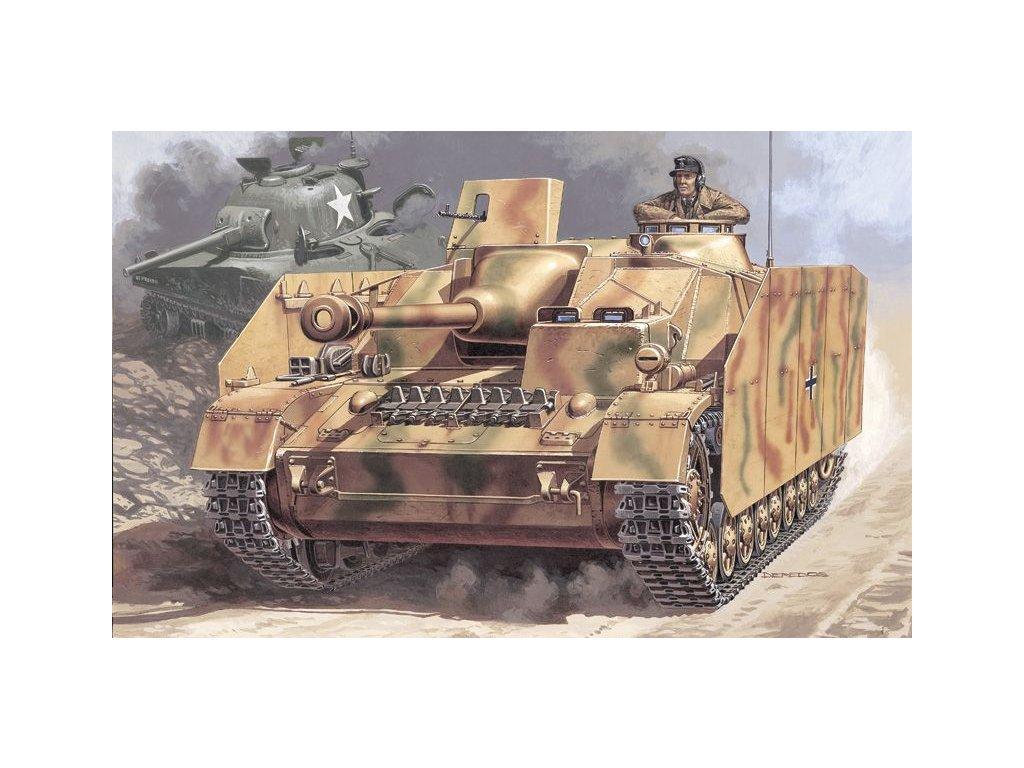 Sd. Kfz. 167 Sturmgeschütz IV 1:35
