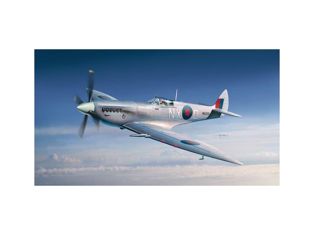 Supermarine Spitfire F.Mk. Vll 1:72