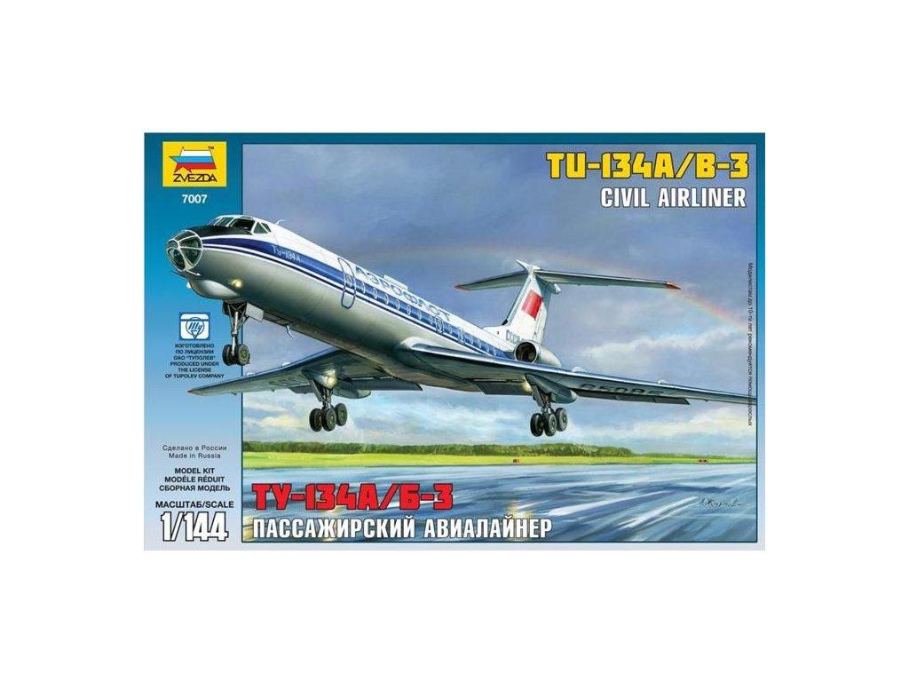 Tupolev Tu-134 A/B-3 1:144