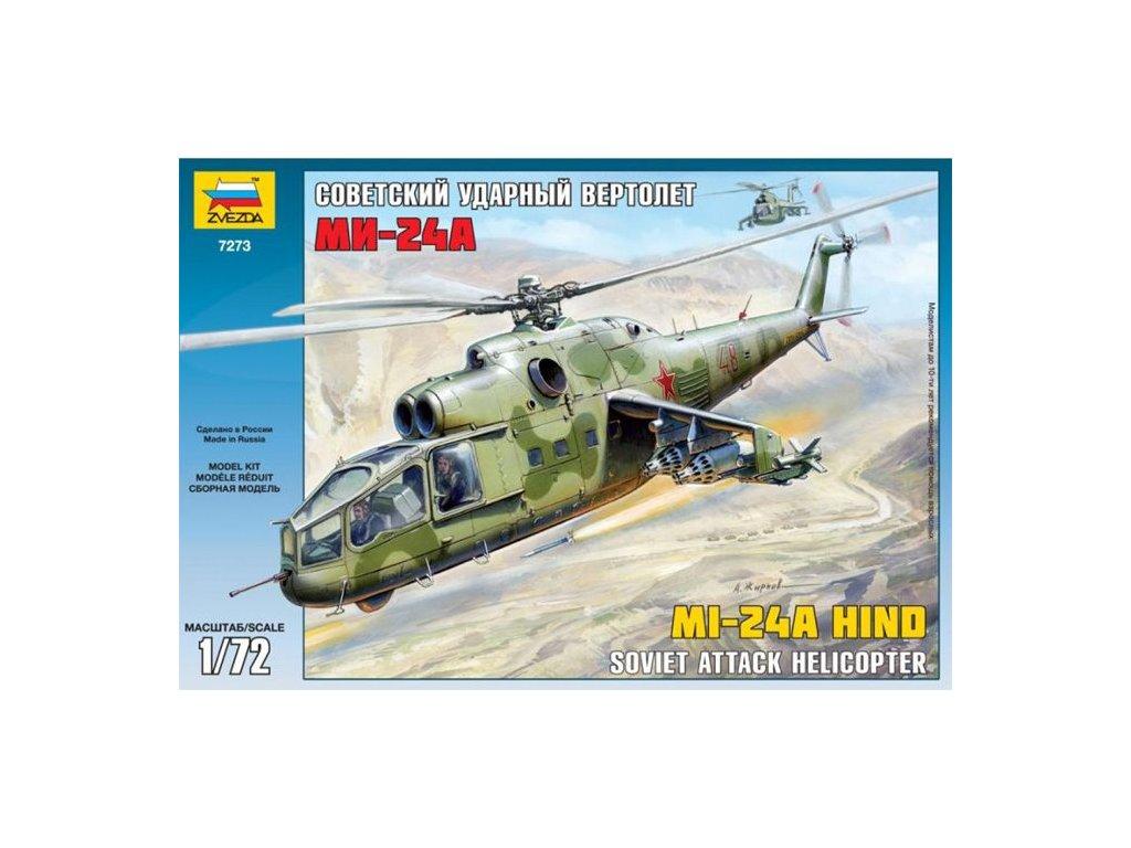 Mil Mi-24A 1:72