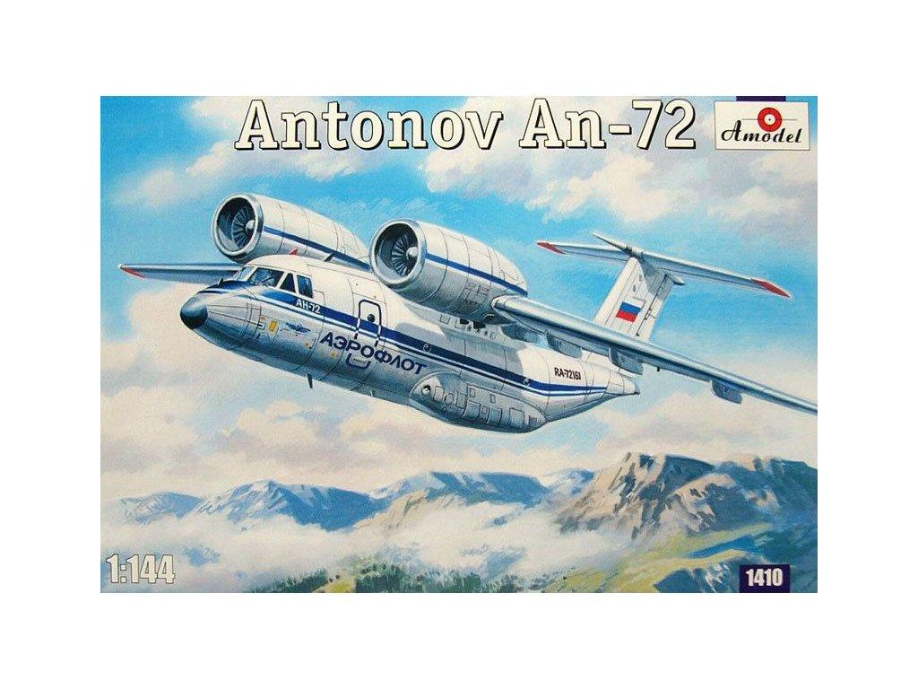 Antonov An-72 1:144