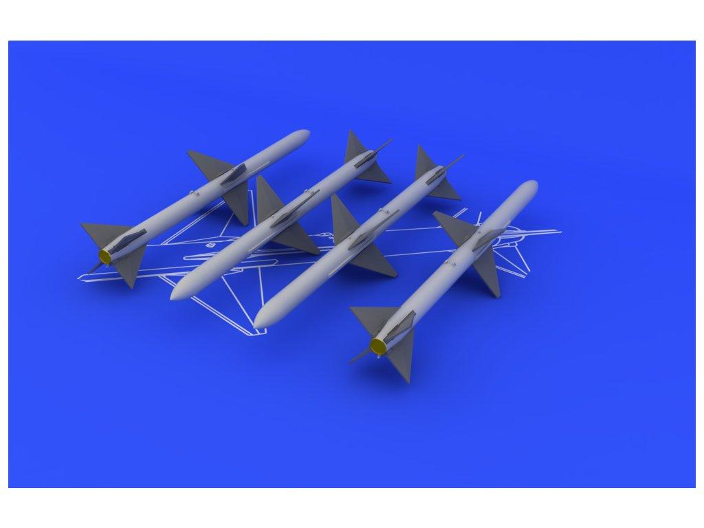 AIM-7E Sparrow 1:48