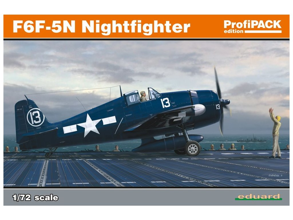 F6F-5N Nightfighter ProfiPACK 1:72