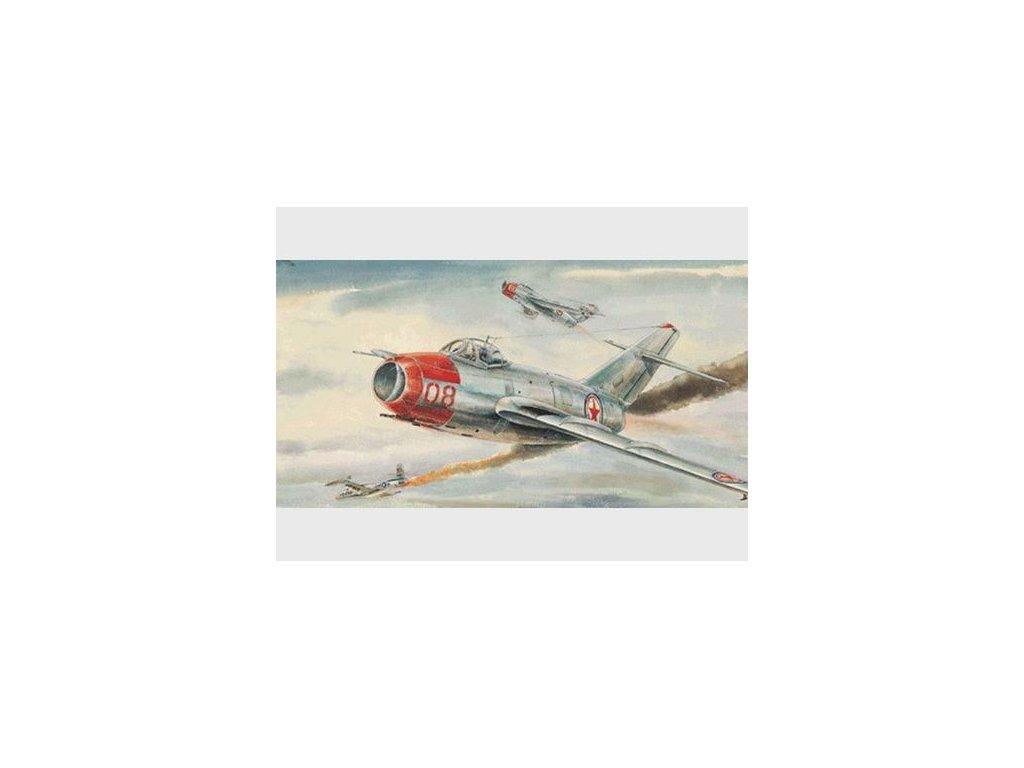 MiG-15 BIS Fagot B 1:48