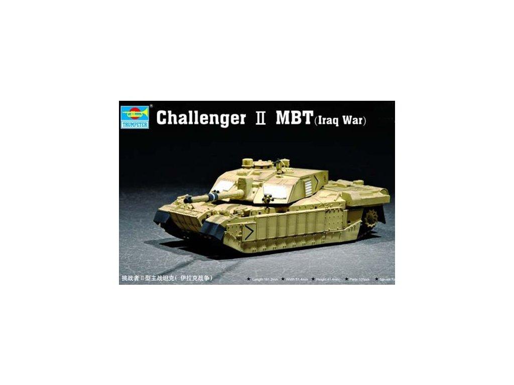 Challenger II MBR Iraq 1:72