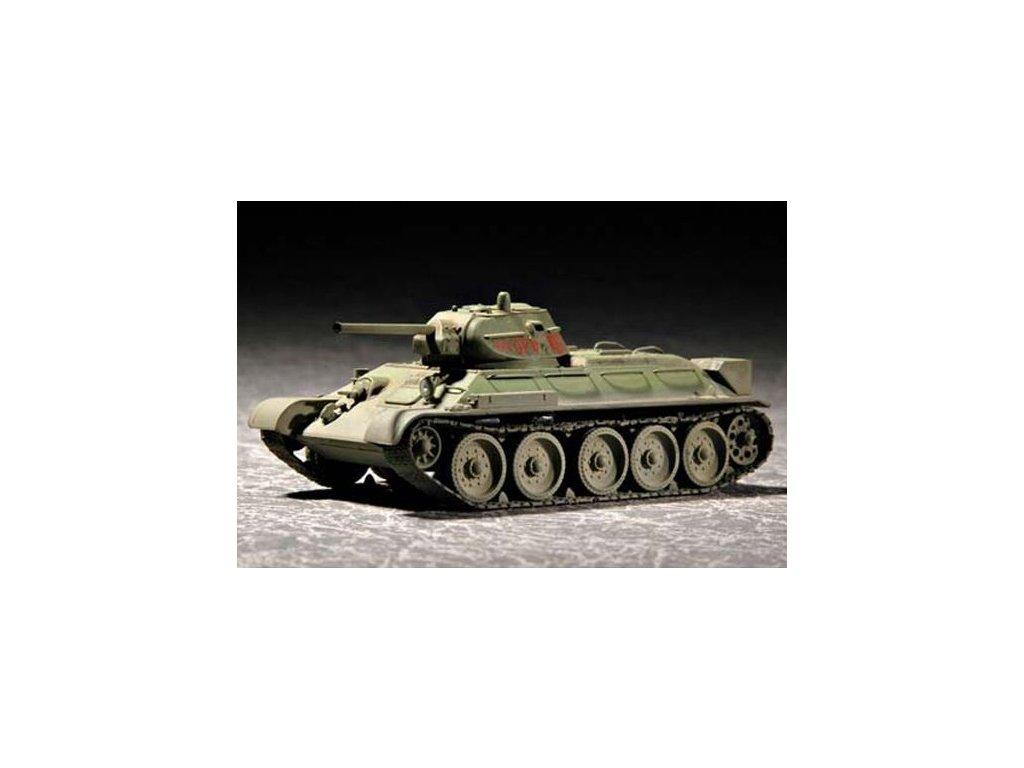 T-34/76 mod. 1942 1:72