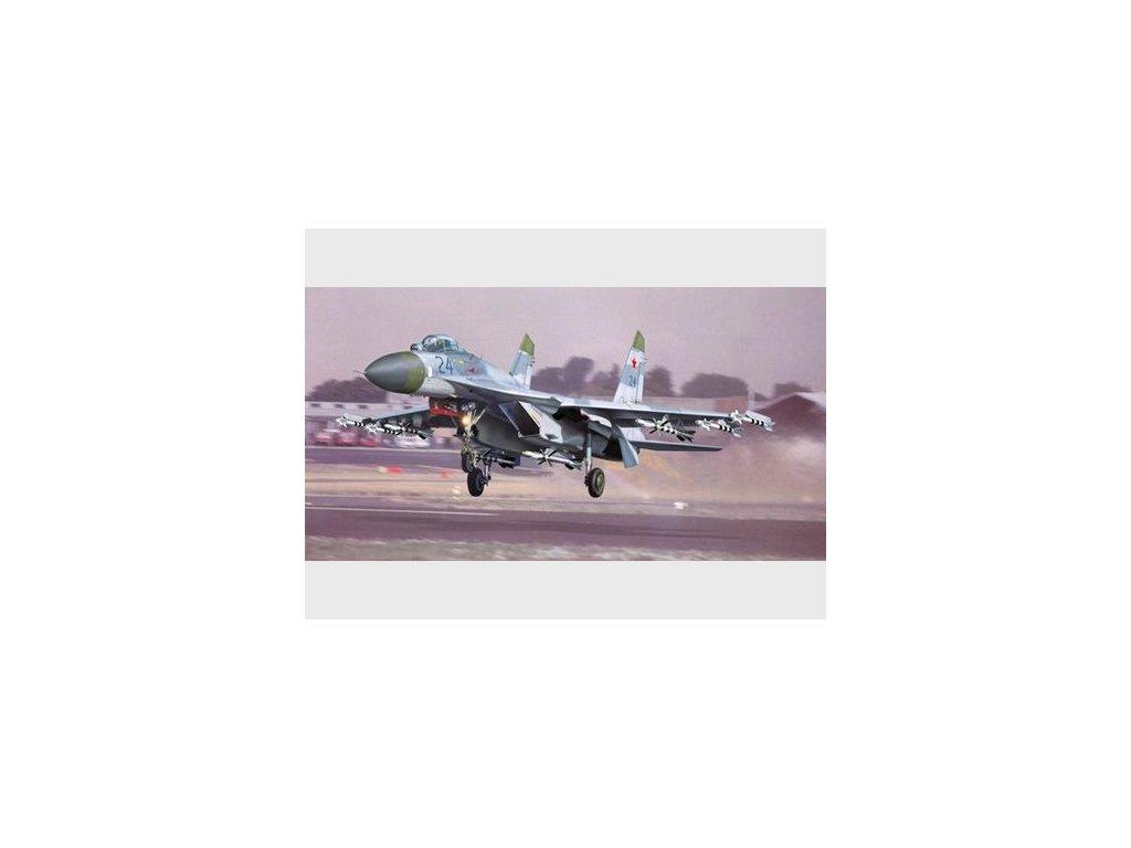 Suchoj SU-27 Flanker B 1:32