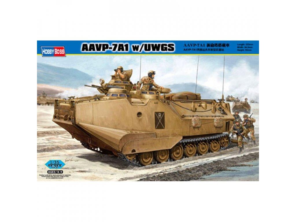 AAVP-7A1 w/UWGS 1:35