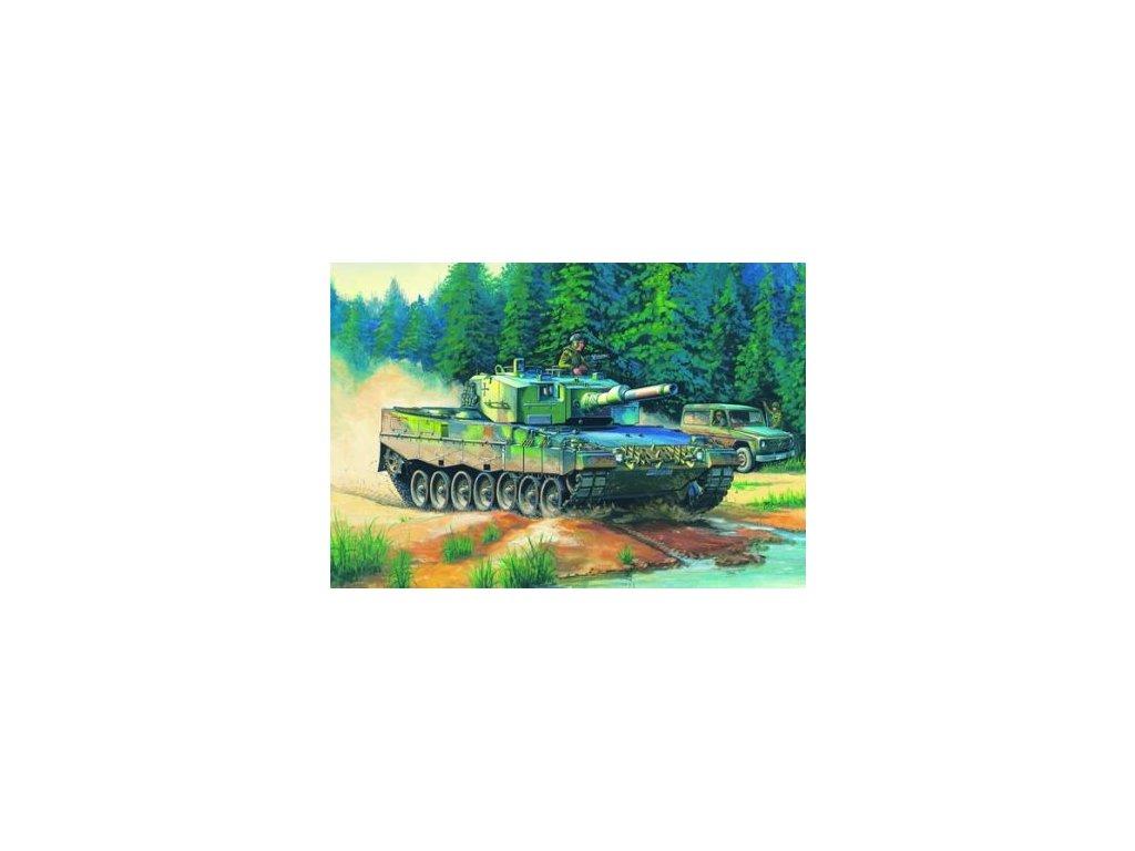 German Leopard 2A4 1:35