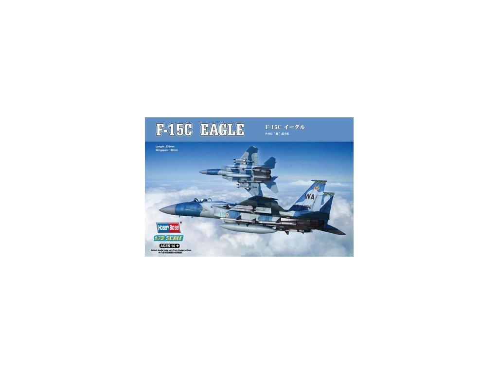 McDonnell Douglas F-15C Eagle 1:72