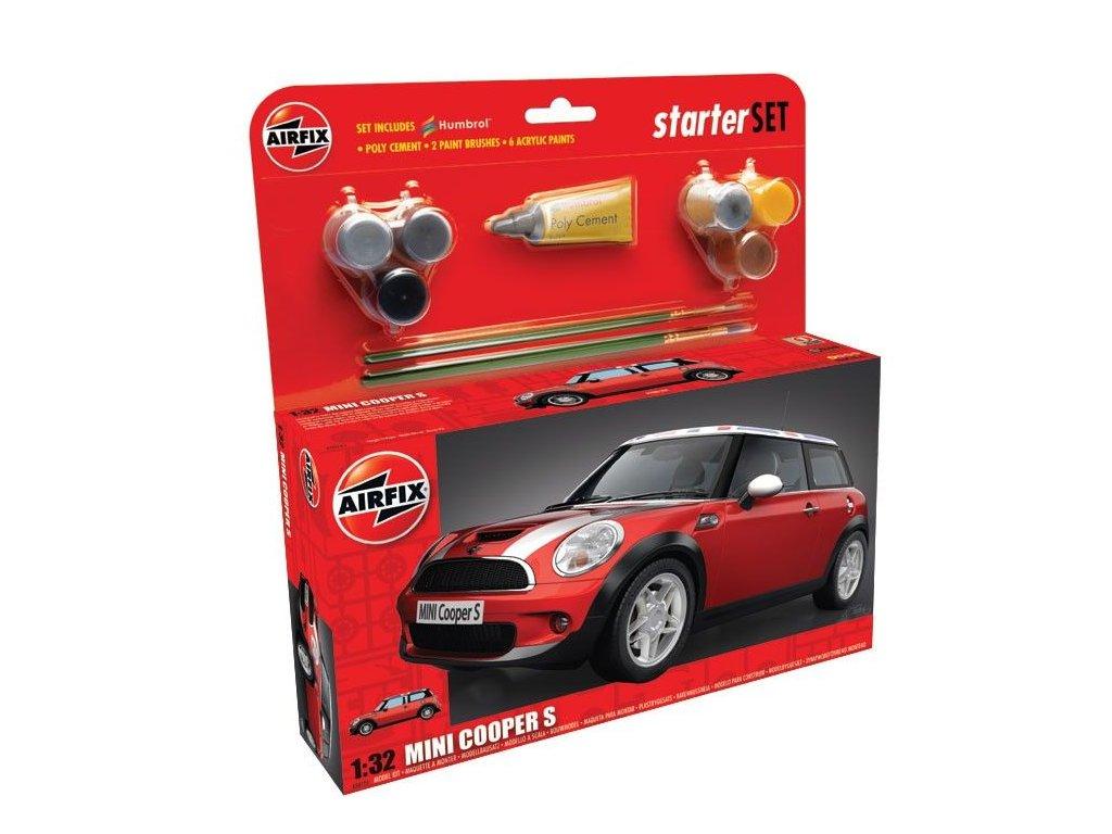 BMW Mini Giftset 1:32