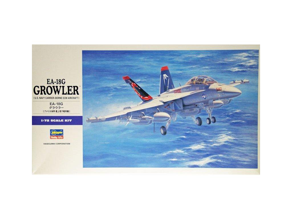 Boeing EA-18G Growler 1:72