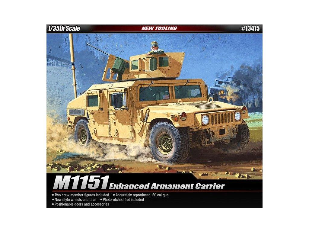 M1151 Humvee 1:35