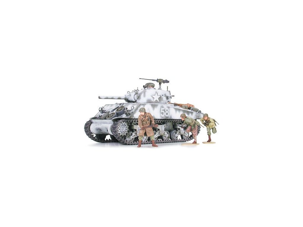 M4A3 Sherman 105mm Howitzer 1:35
