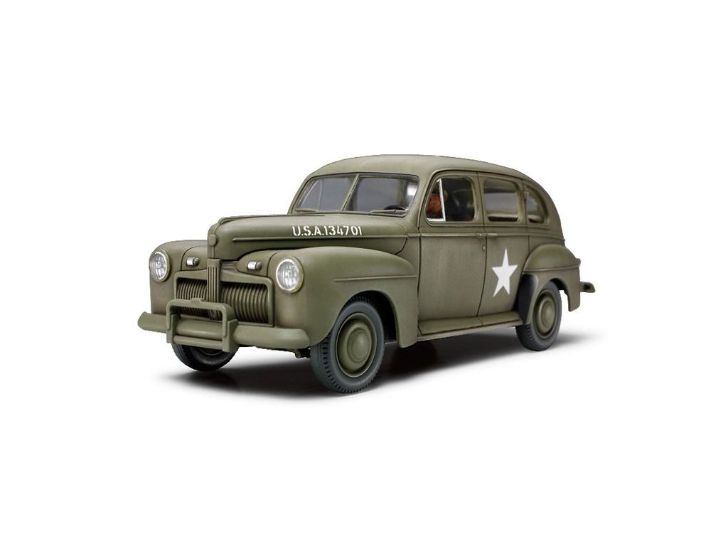 US Staff Car 1942 1:48