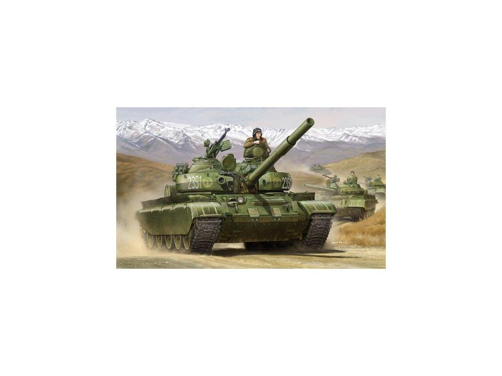Russian T-62 BDD Mod.1984 (Mod.1972 modification) 1:35