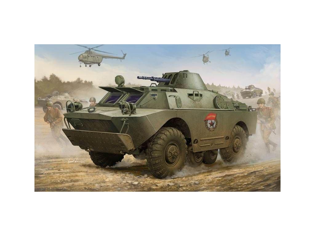 Rusian BRDM-2 (early) 1:35
