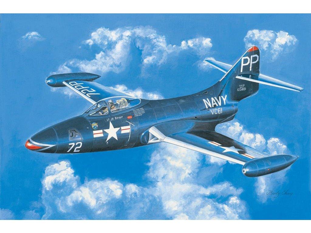 Grumman F9F-2P Panther 1:72