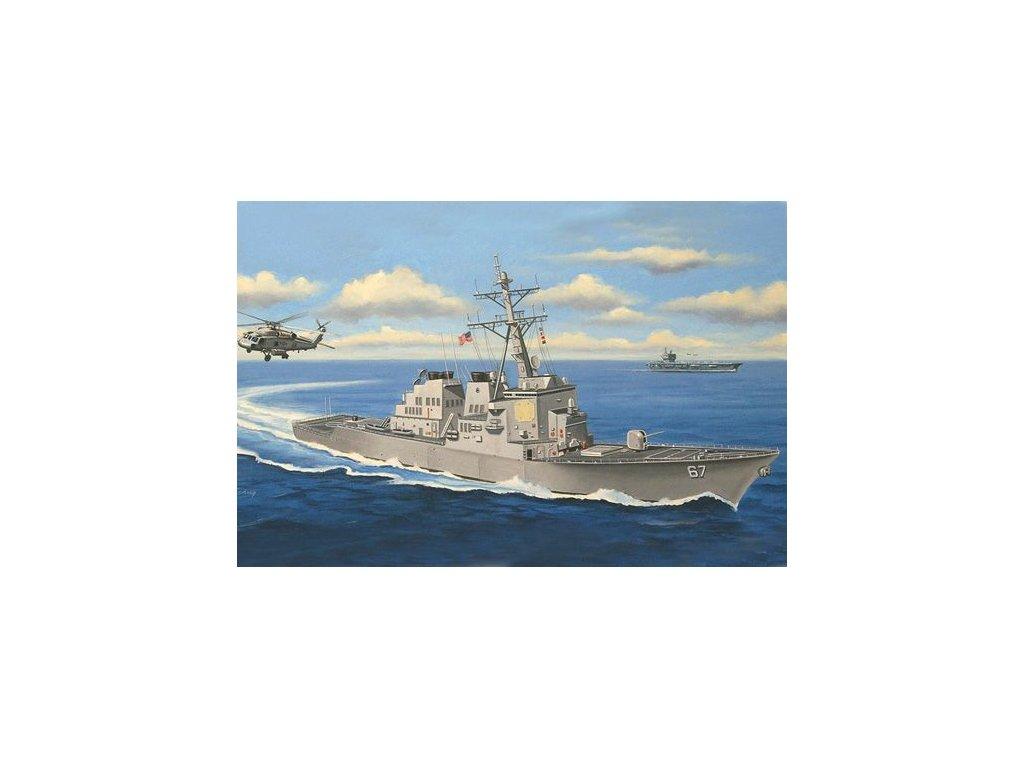 USS Cole DDG-67 1:700