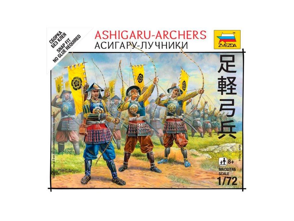 Lučišníci / Ashigaru Archers 1:72