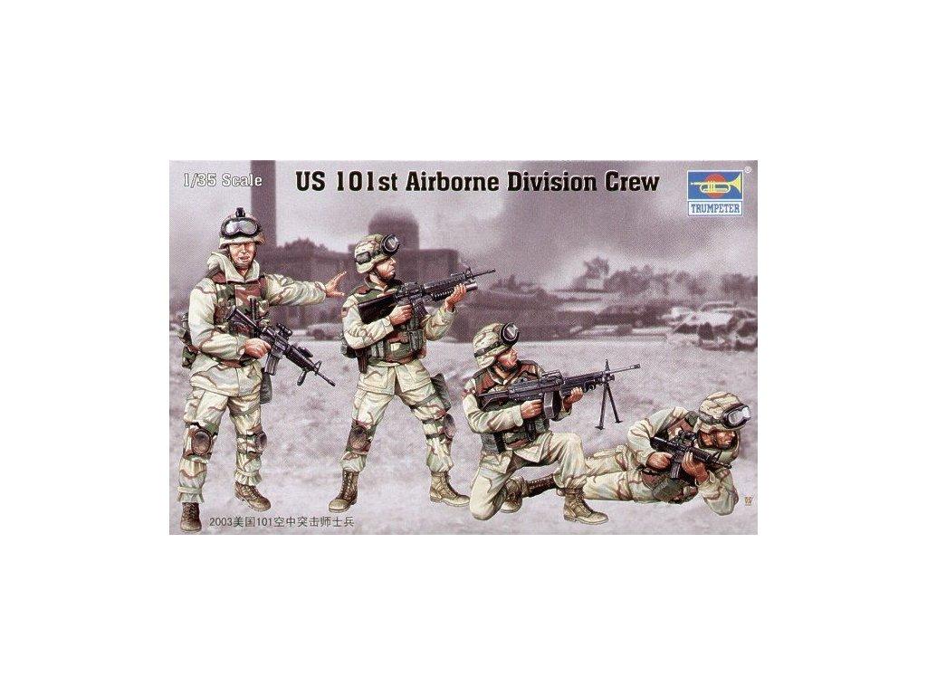 US 101st Airborne Division 1:35