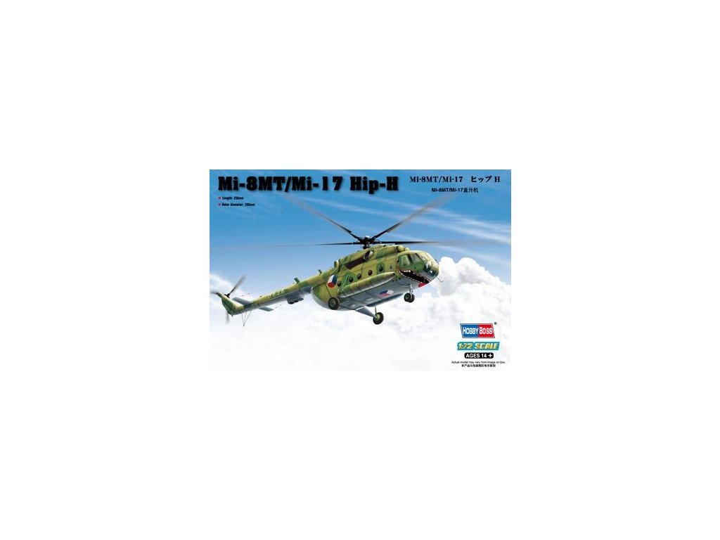 Mil Mi-8MT/Mi-17 Hip-H 1:72