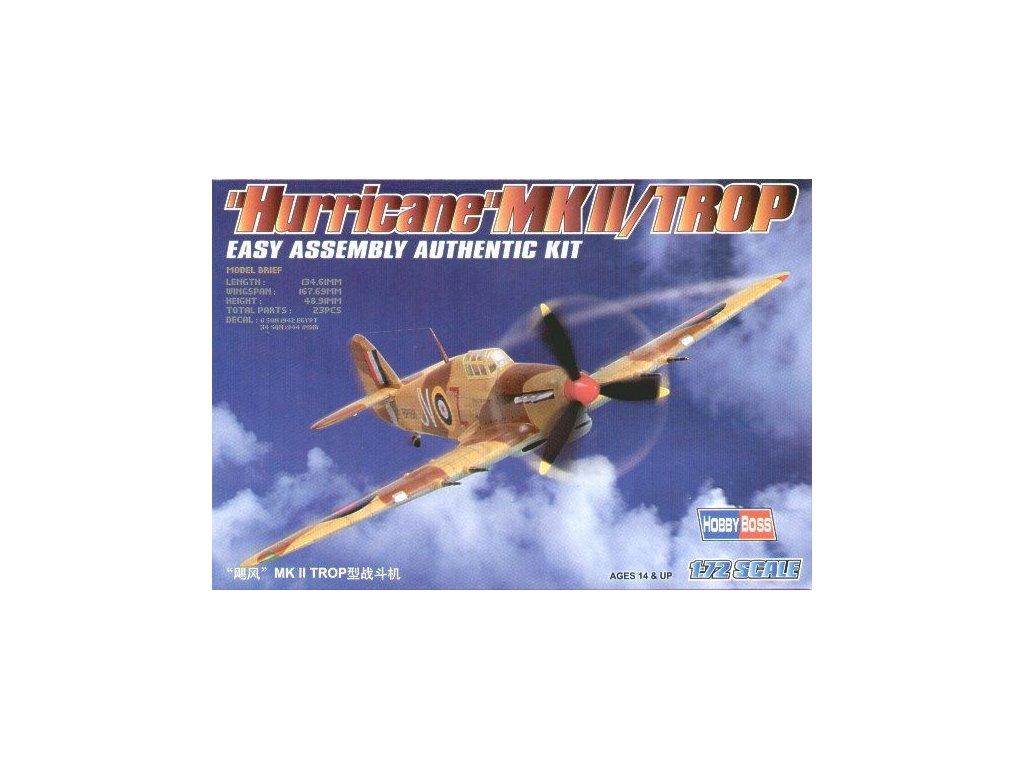 Hawker Hurricane MK II/Trop 1:72