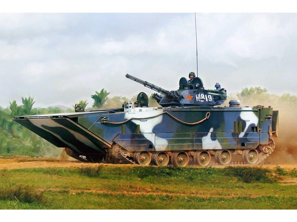 PLA ZBD-05 Amphibious IFV 1:35