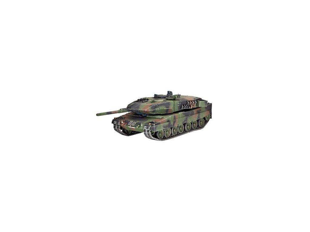 Leopard 2A6/A5NL 1:72