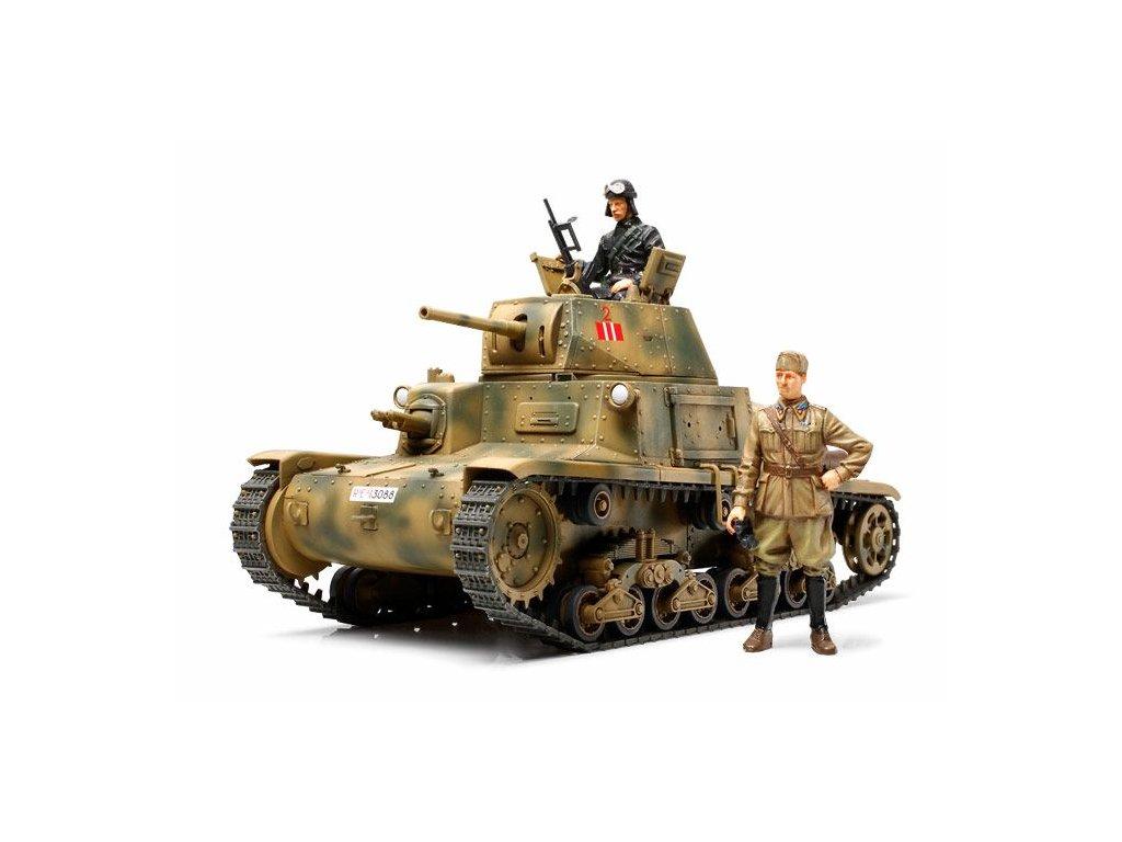 Carro Armato M13/40 1:35