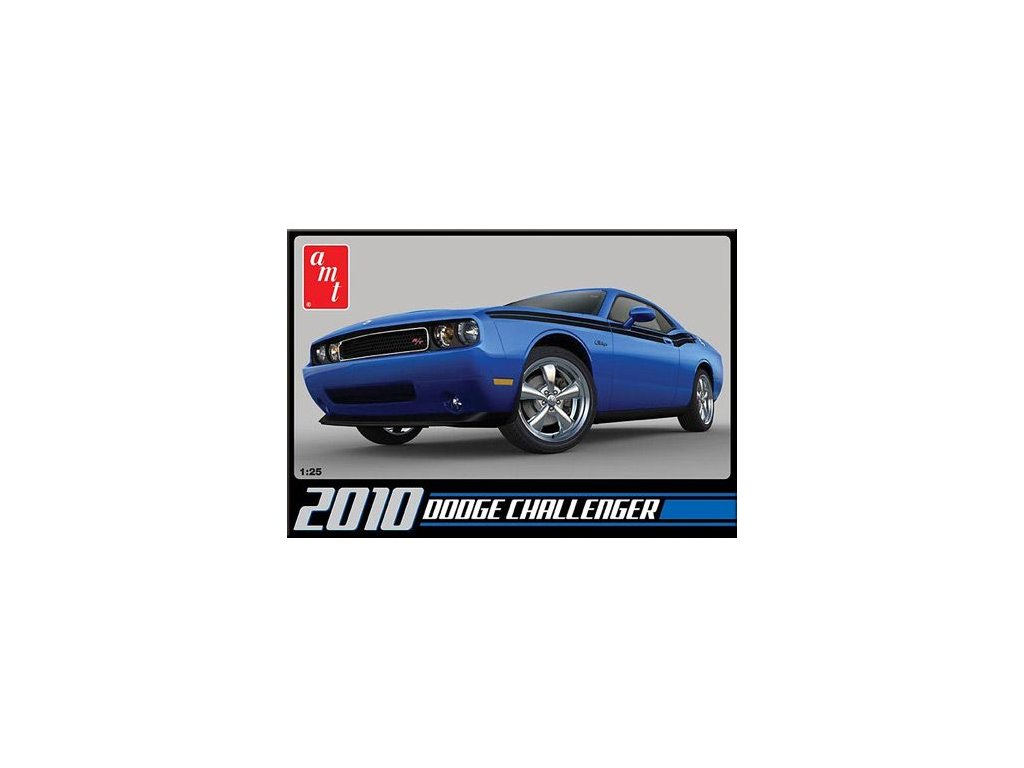 Dodge Challenger R/T 2010 1:25